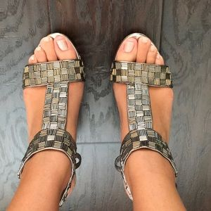 Jeffrey Campbell party heels